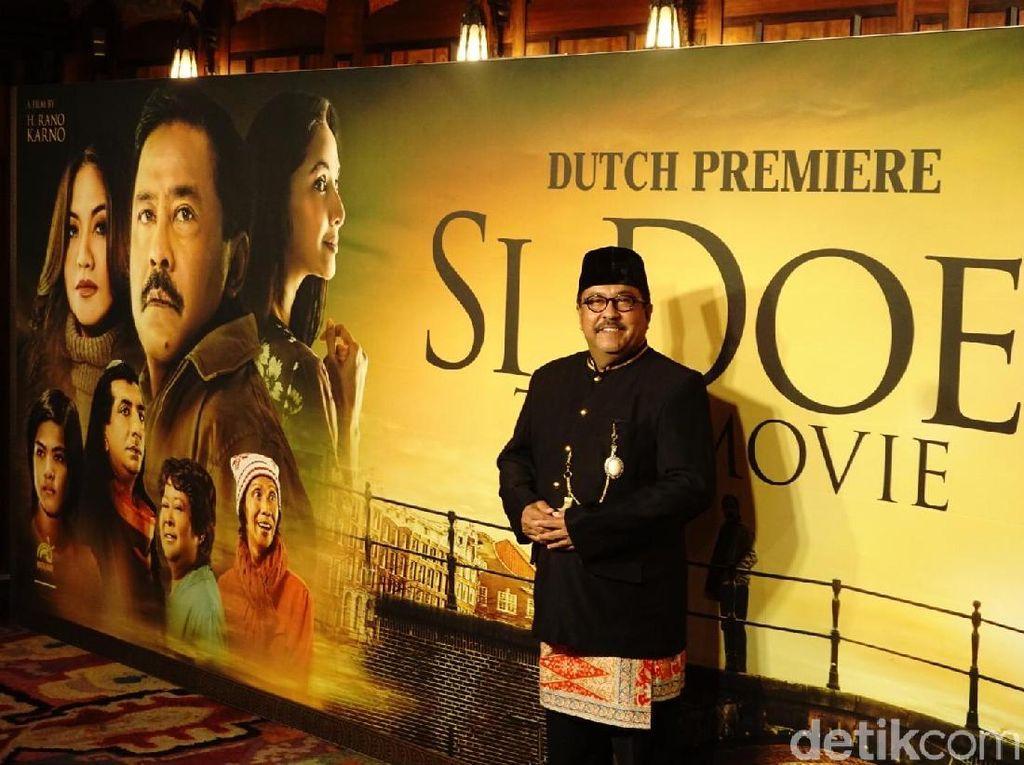 Cerita Si Doel dari Tong Tong Fair hingga Gubernur Banten