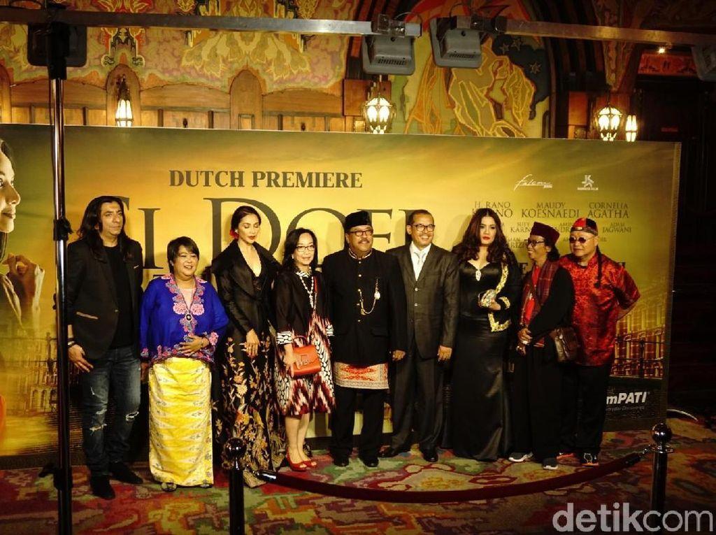 Premier Si Doel The Movie di Belanda Pecah!