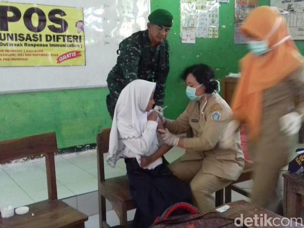 Dinkes Lamongan Temukan 9 Suspect Difteri