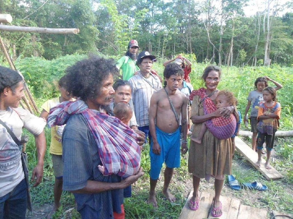 Melihat Suku Terpencil di Maluku yang 3 Warganya Mati Kelaparan