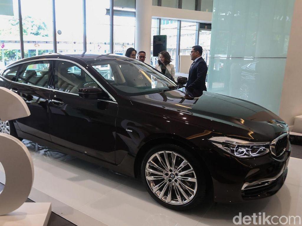 BMW Seri 6 GT dan Seri 5 Touring Ada Kesamaan Karakter Konsumen