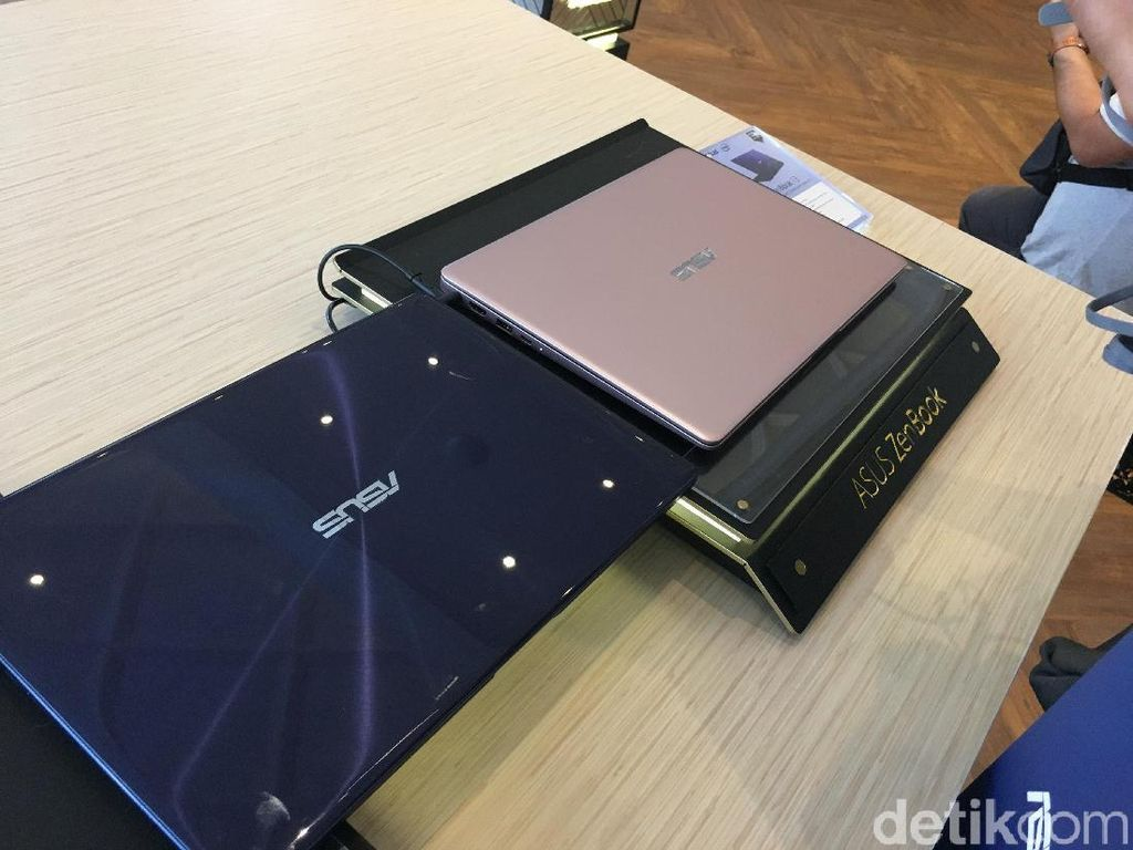 ZenBook UX331 Hadir 2 Varian, Apa Perbedaannya?