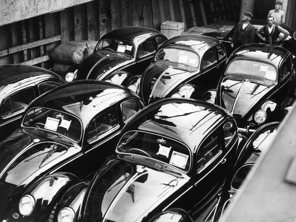 Ini Masalah Klasik VW Kodok