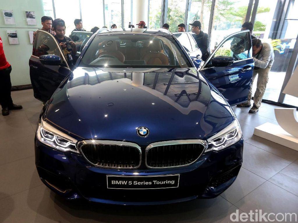 Baru Diluncurkan, Mobil Terbatas BMW Sudah Diserbu