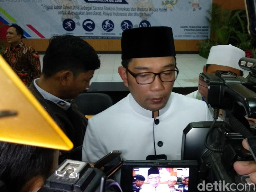 Ridwan Kamil Jamin Majelis Pertimbangan Dapat Gaji