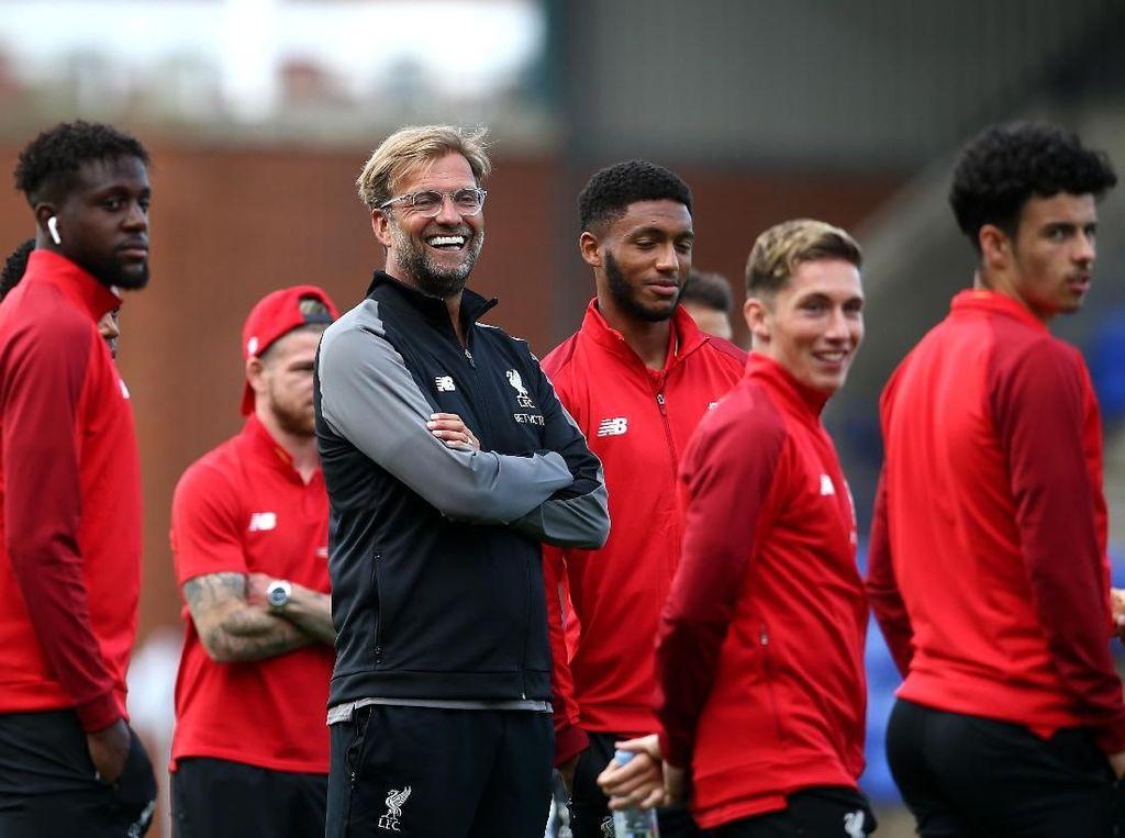 Mourinho: Akhirnya Liverpool Dapat Ekspektasi Jadi Juara