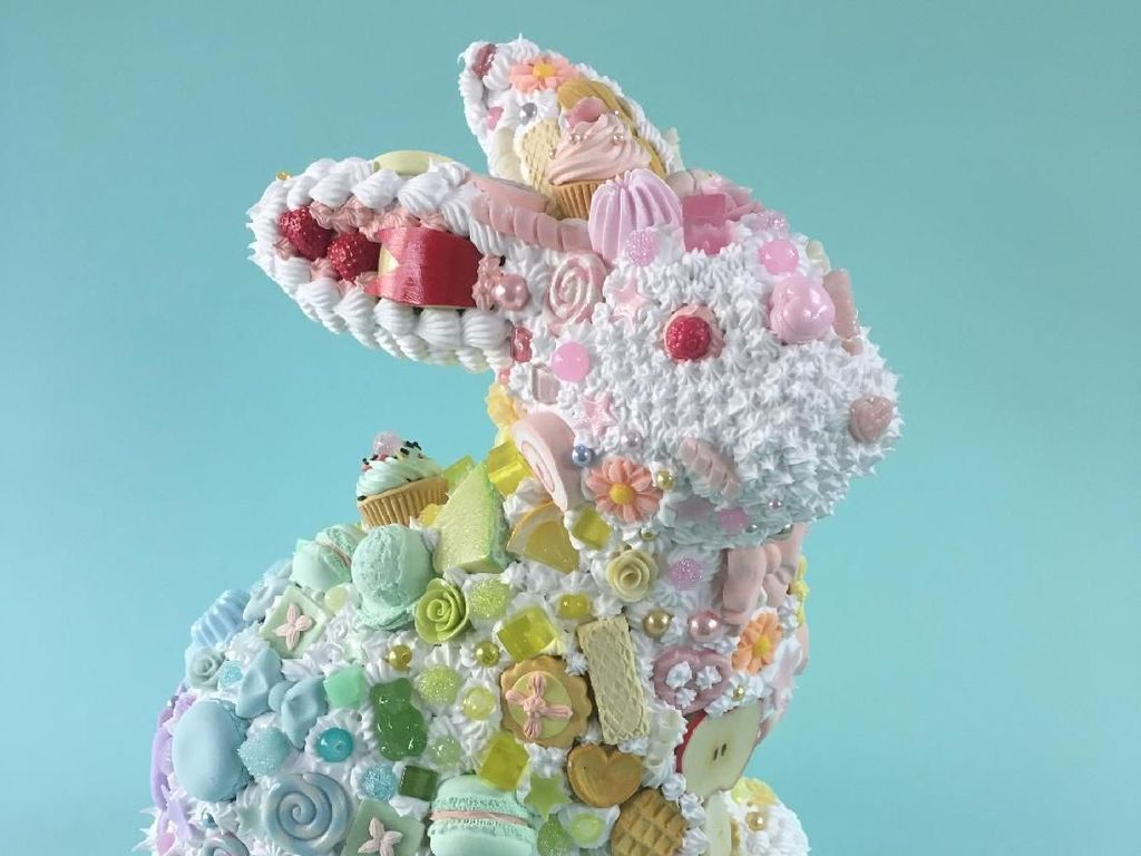 Suka dengan Permen dan Cokelat? Museum Cake Kini Hadir di Jakarta