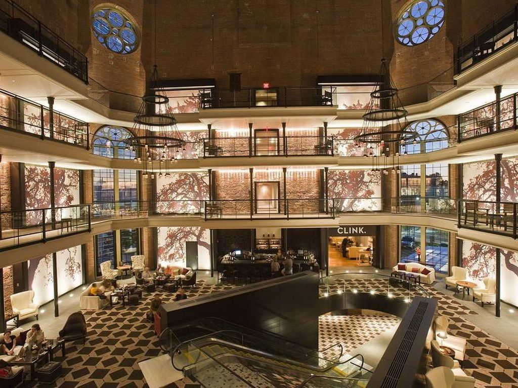 Siapa Sangka, 3 Hotel Mewah Ini Dulunya Penjara