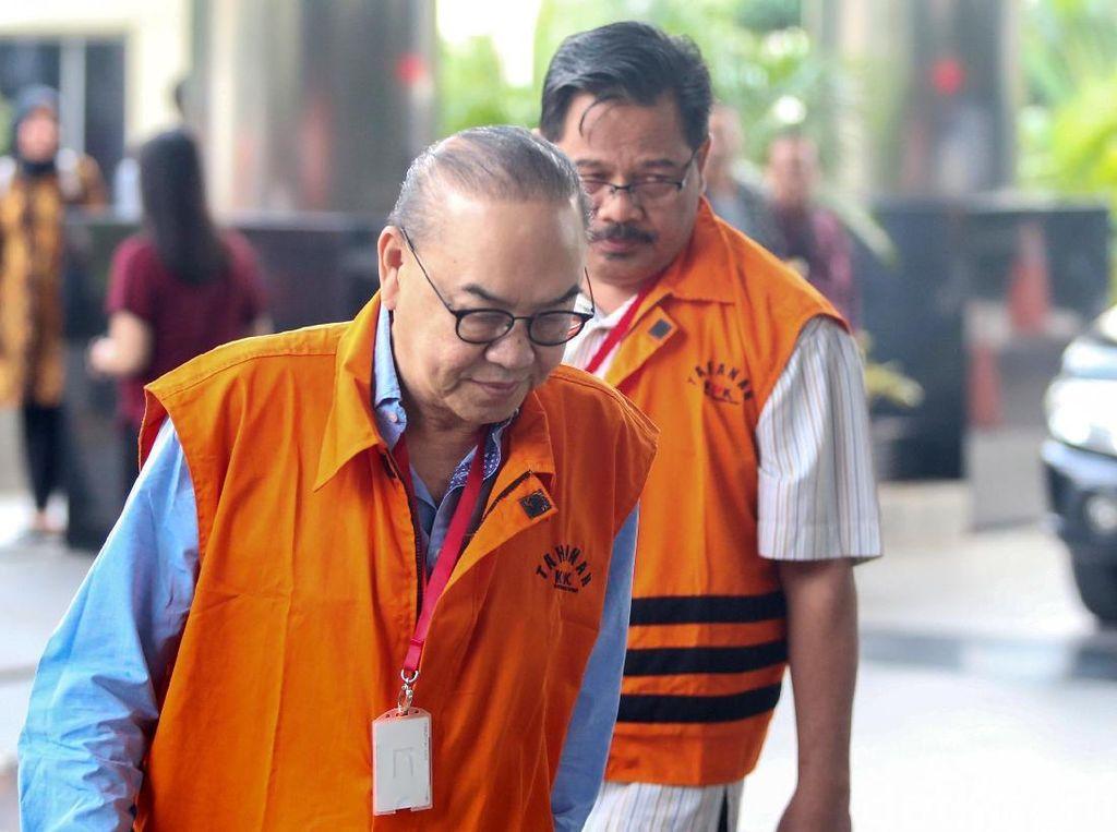 Pemeriksaan Lanjutan Johannes Kotjo soal Suap PLTU Riau