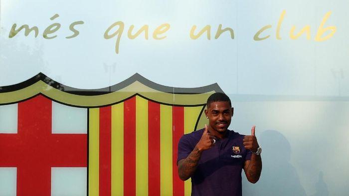 Barcelona meminta maaf ke Roma karena menelikung Malcom (REUTERS/Albert Gea)