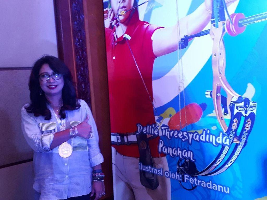 Panahan Indonesia Bisa Rebut Emas Asian Games