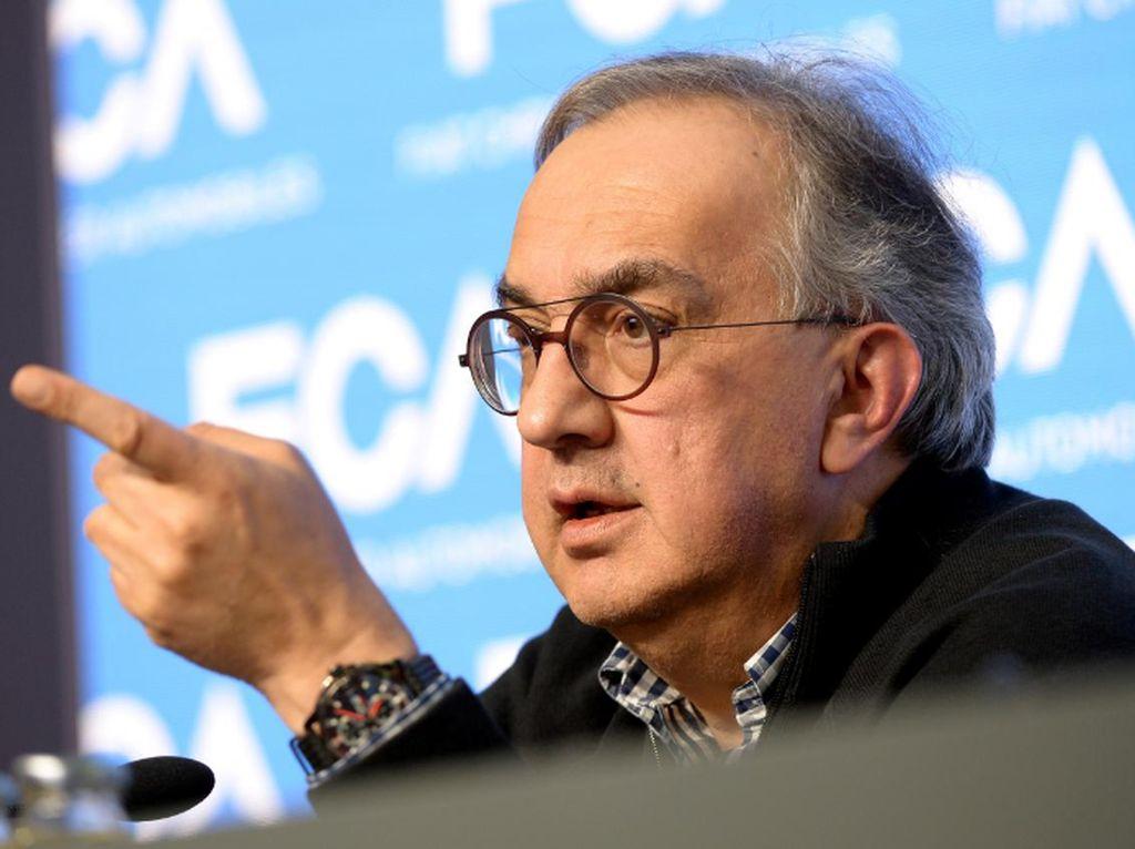Sergio Marchionne, Penyelamat Fiat Chrysler Wafat di Usia 66 Tahun
