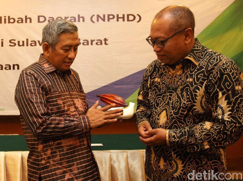 BPJS Ketenagakerjaan Terima Hibah Tanah dari Pemprov Sulawesi Barat