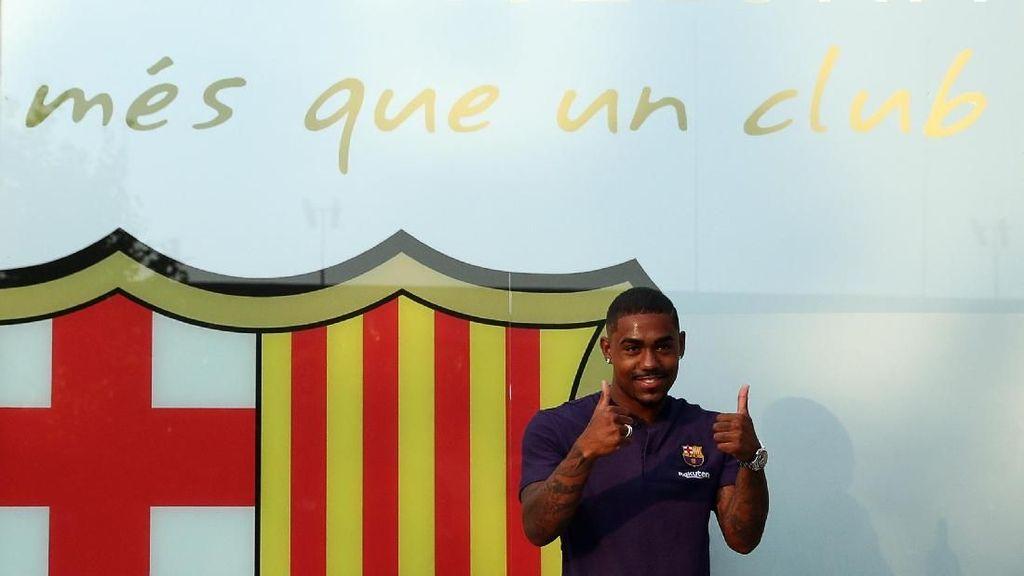 Polemik Transfer Malcom ke Barcelona