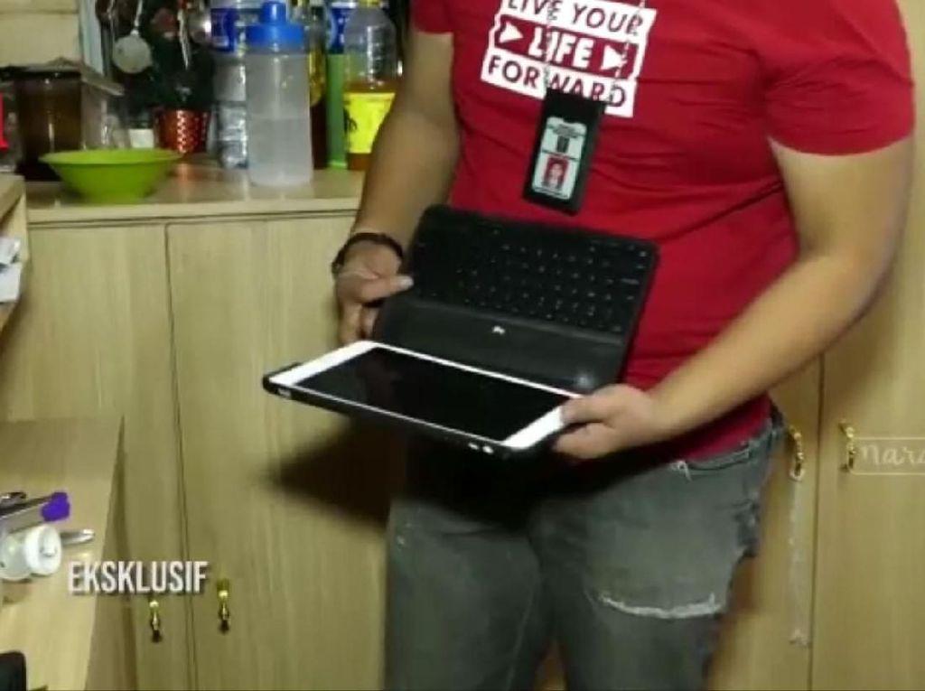 Ada Tablet dan Laptop di Sel OC Kaligis, Yasonna: La Ini Dilema