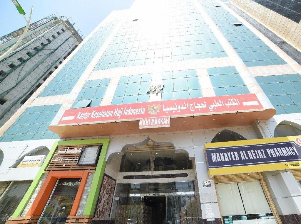 Mengintip Klinik Tempat Merawat Jemaah Haji Indonesia di Mekah