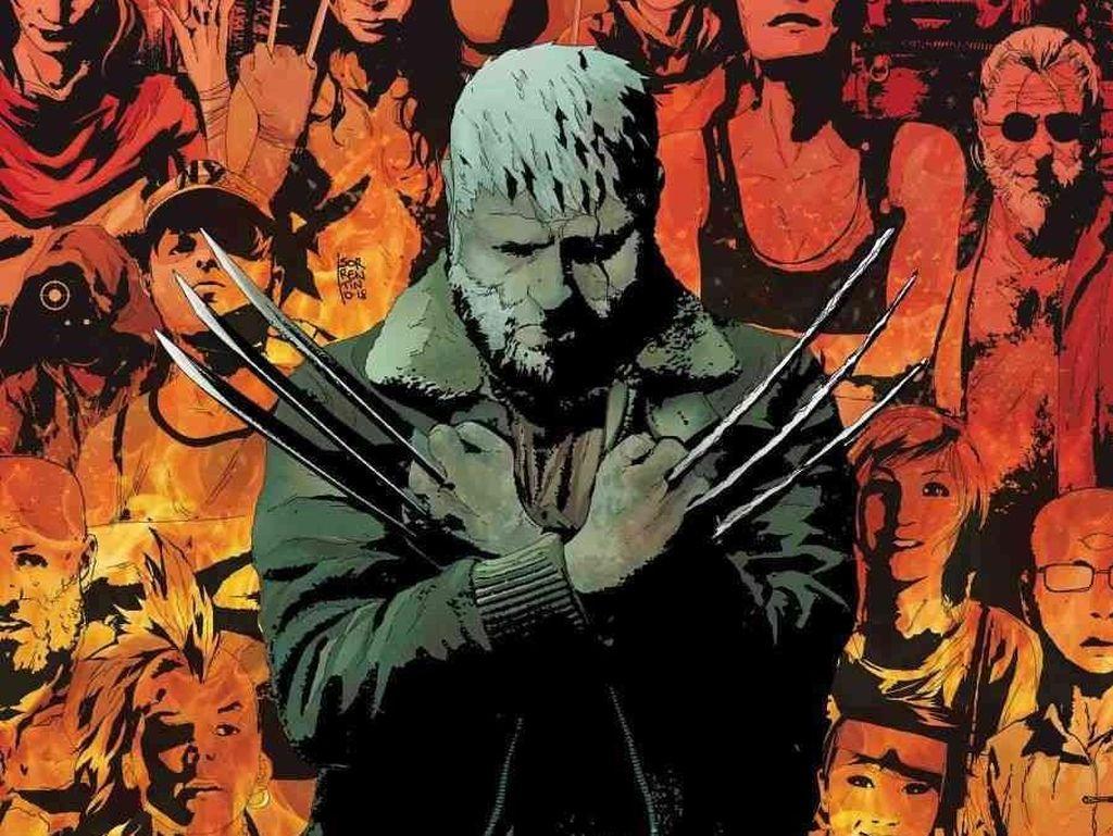 Marvel Comics Akhiri Seri Old Man Logan di Volume ke-50