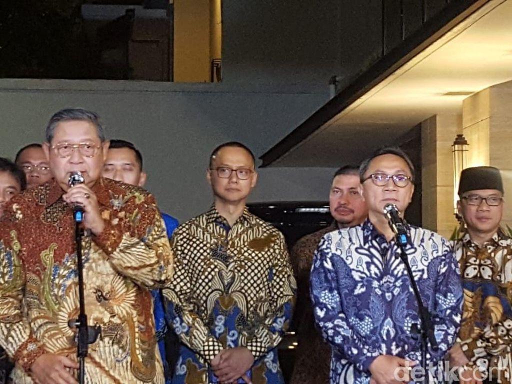 PDIP ke SBY: Utamakan Kepentingan Bangsa, Bukan Kepentingan Anak