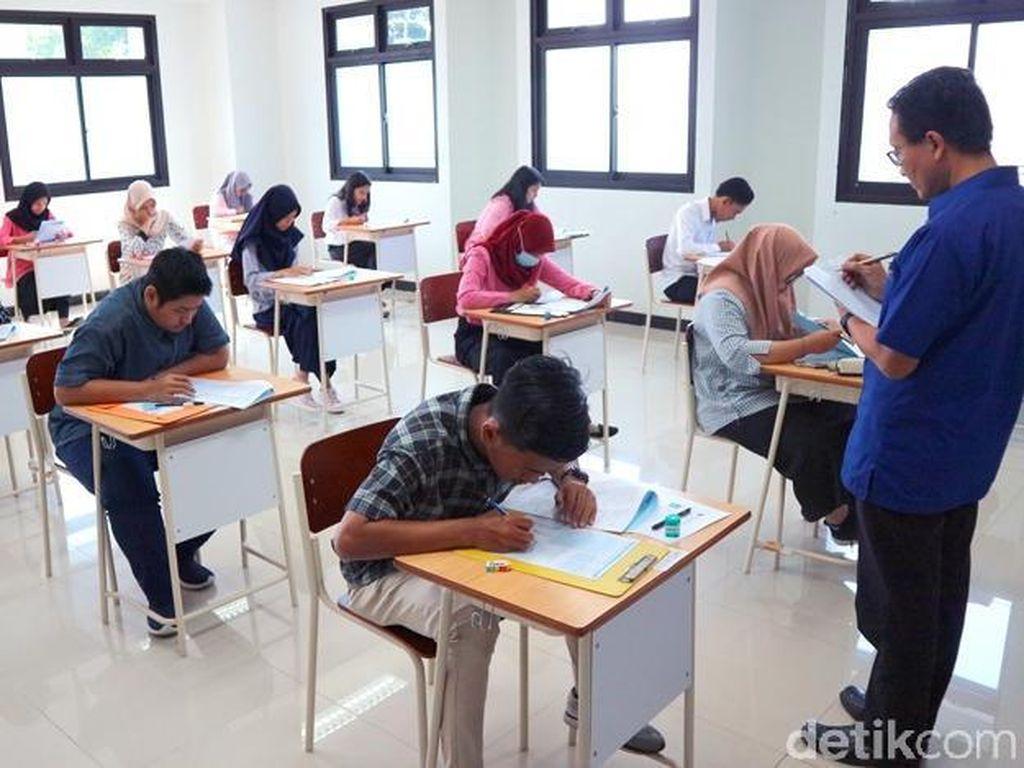 Jumlah Peserta Jalur Mandiri Pendidikan Vokasi UB Meningkat