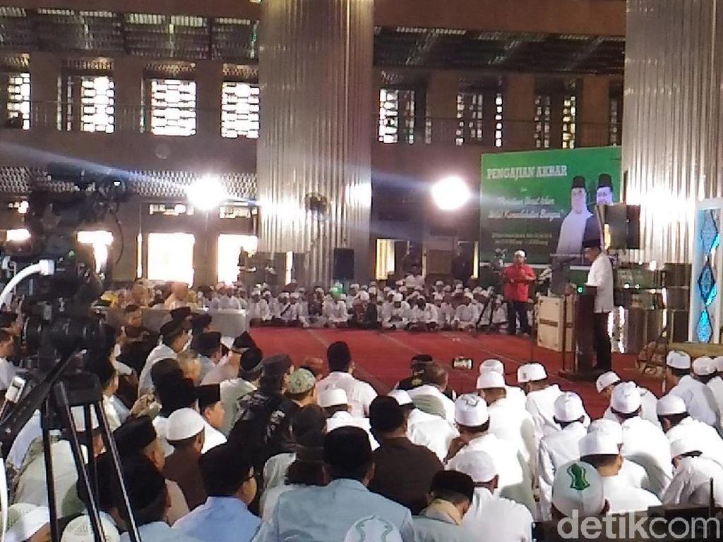 Komjen Syafruddin: Butuh 300 Ribu Ustaz untuk Masjid Se-Indonesia
