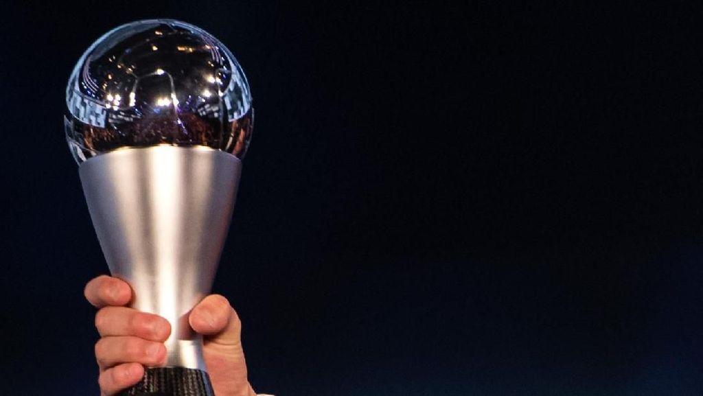 Deretan Kandidat Pemain Terbaik FIFA