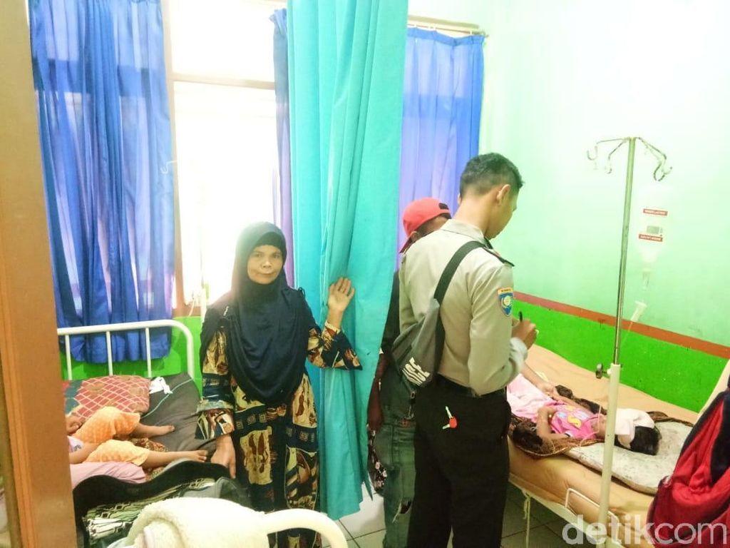 36 Warga Bandung Barat Keracunan, Polisi Amankan Penjual Tutut