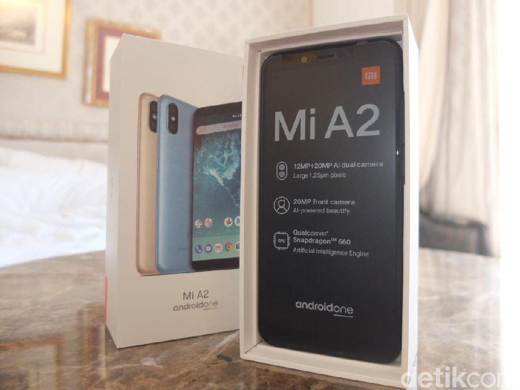 Fitur Xiaomi Mi A2 Ini Cuma Ada di India