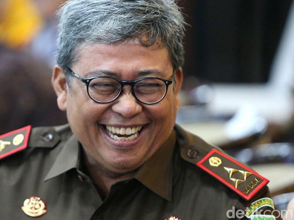 Kejagung Harap Capim KPK Johanis Tanak Lolos Uji di DPR