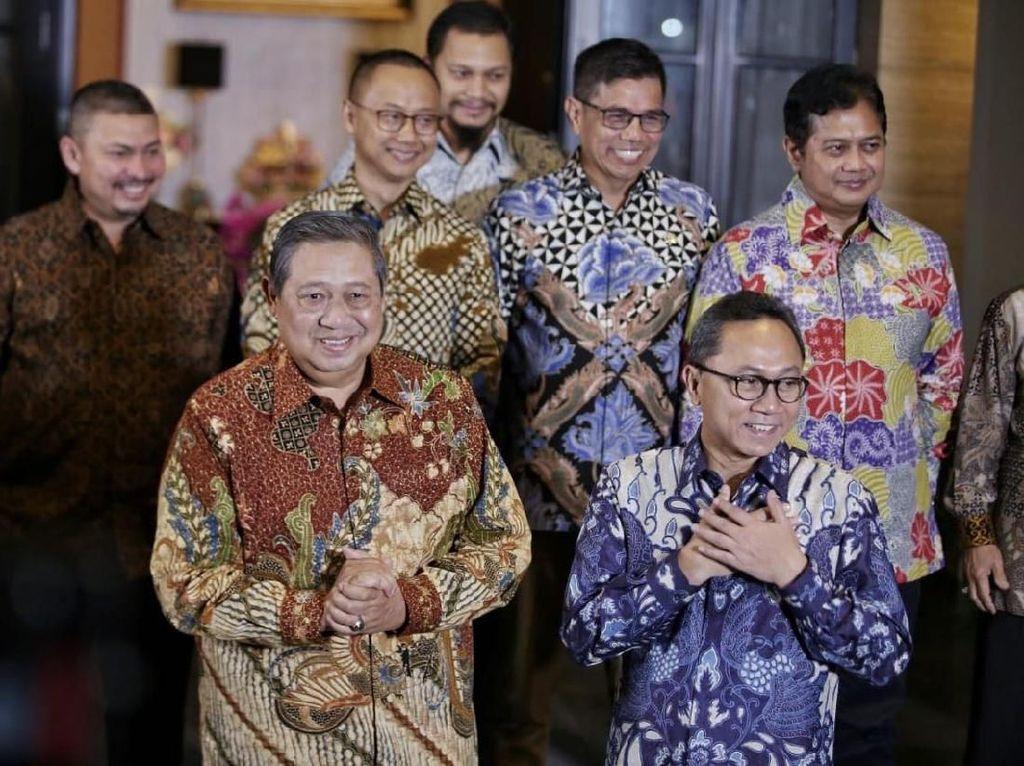 Tak Kebagian Menteri, PAN-Demokrat Diprediksi Oposisi Abu-abu