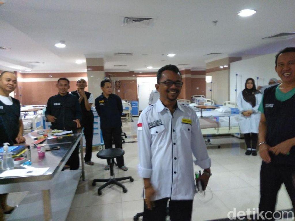 2 Jemaah Haji Indonesia Dirujuk ke RS Khusus Jantung di Mekah