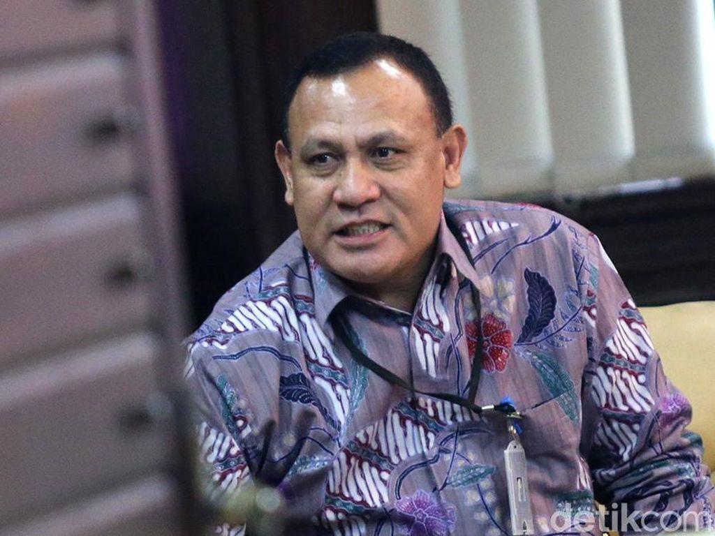 Tanggapi KPK soal Firli, Indriyanto Minta Hasil Seleksi di Pansel Dihormati
