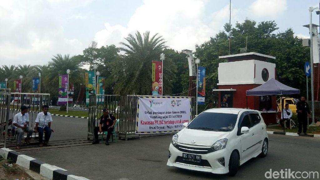 Setelah Perusakan Gelora Sriwijaya, Jakabaring Ditutup Untuk Umum