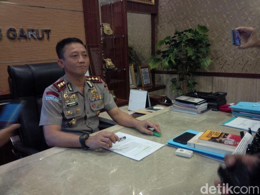 Bersumpah, Kapolres Garut Bantah AKP Sulman soal Perintah Dukung Jokowi