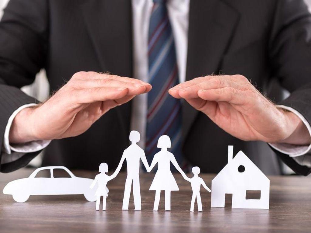 Pendapatan Asuransi Jiwa Anjlok Rp 45 T Semester I 2020