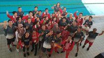 Tim Renang Indonesia Juara Umum di ASEAN School Games 2018