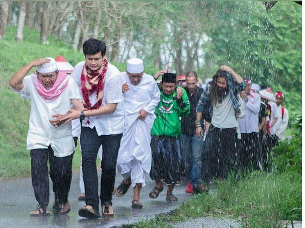 Tak Ada Bioskop, Film 212 The Power of Love Diputar di Aceh