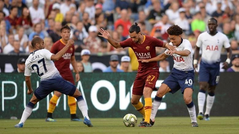 Spurs Masih Anteng di Bursa Transfer, Fans Jangan Panik