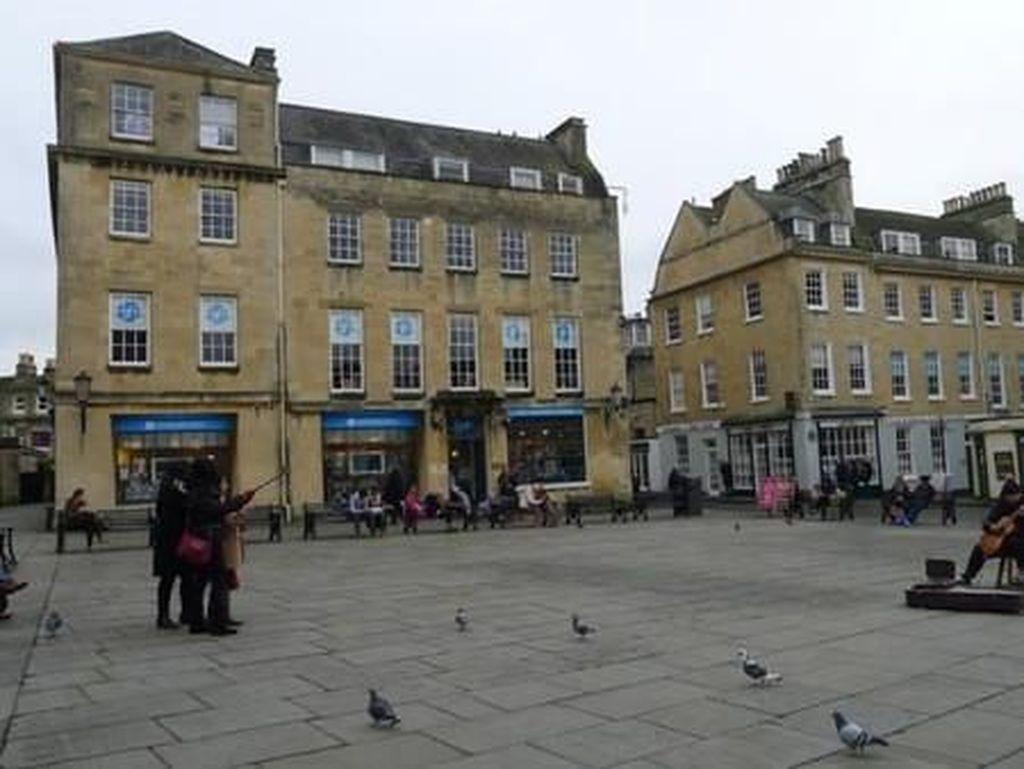 Kota Mungil Cantik di Inggris yang Jadi Warisan Dunia