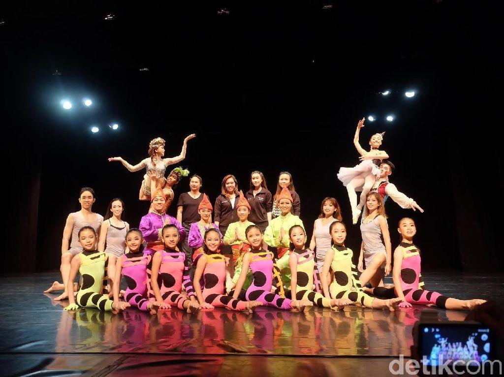 Gaet Penari Muda, Indonesia Dance Company Kian Berkibar
