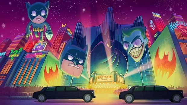 'Teen Titans Go! To The Movies': Ketika Para Pahlawan Ingin Narsis
