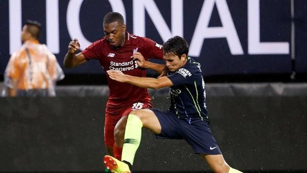 ICC 2018: Salah dan Mane Bawa Liverpool Atasi City 2-1