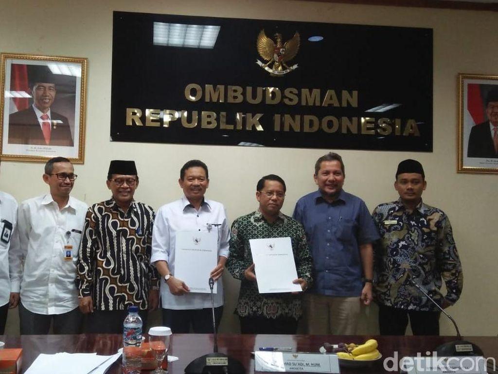 Ombudsman Temukan Pelanggaran PPDB: SKTM hingga Pungli