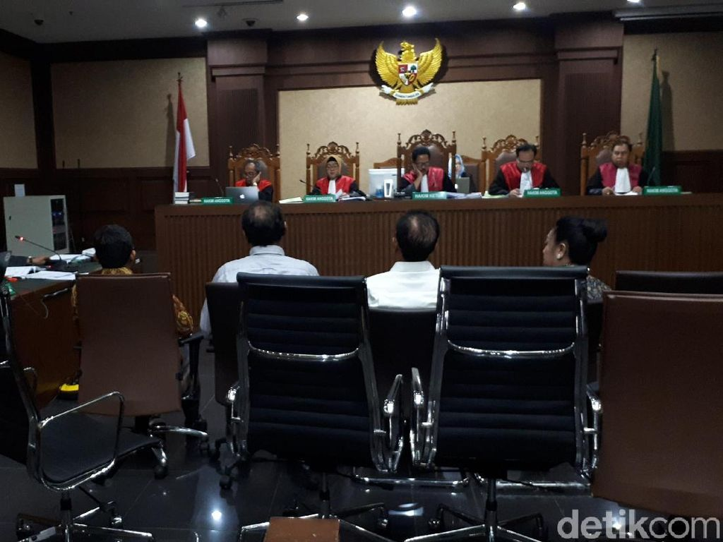 Sidang BLBI, Saksi: Tak Ada Soal Utang Petambak di Audit BPK 2006