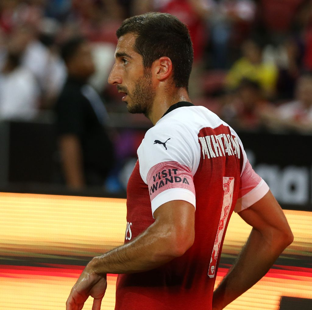 Mkhitaryan: Arsenal Cuma Harus Bekerja Lebih Keras Lagi