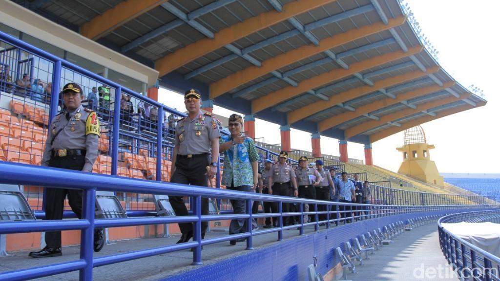 Kapolda Jabar Tinjau Kesiapan Keamanan Asian Games