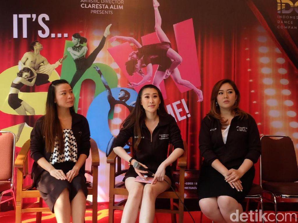 Its... Showtime!, Pertunjukan ke-3 Indonesia Dance Company