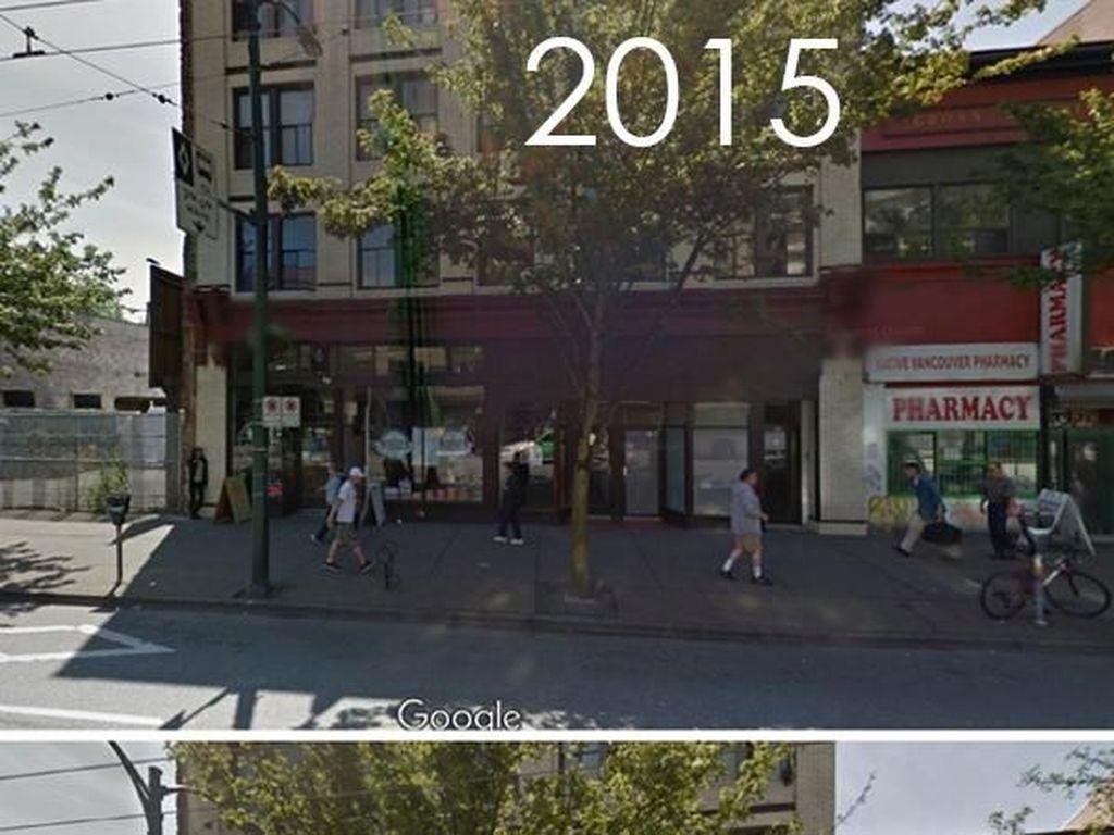 Gelandangan di Negara Maju Dalam Jepretan Google Street View