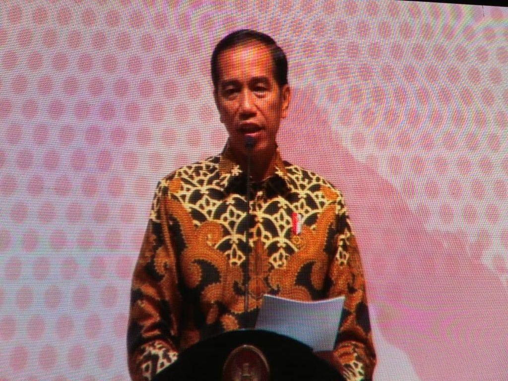 Jokowi Minta Polisi Andil Jaga Stabilitas Harga Pasar