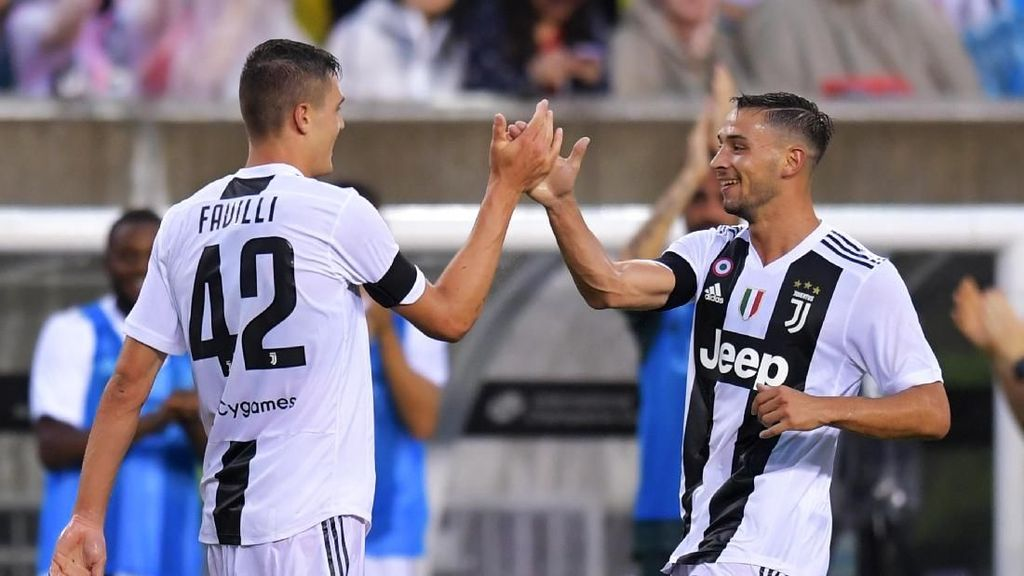 Juventus Hempaskan Bayern Munich