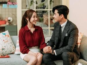10 Adegan Ciuman di Drama Korea yang Paling Berkesan
